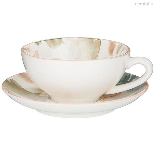 Чайная Пара Bronco Aquarelle 200 мл - Songfa ceramics