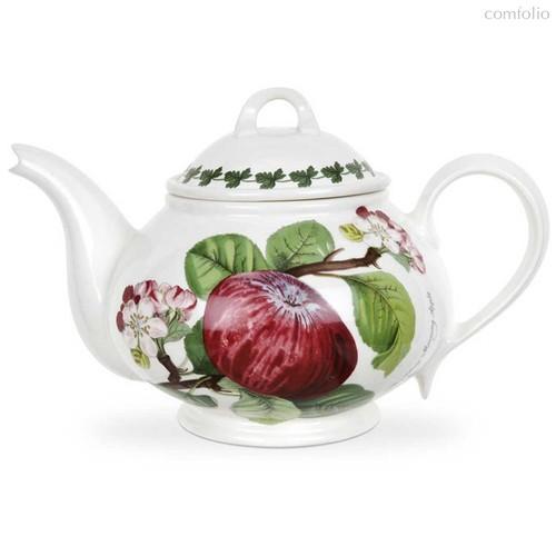 "Чайник Portmeirion ""Помона.Красное яблоко"" 1,1л - Portmeirion"
