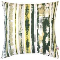 """Чехол для подушки """"Бамбук"""", 43х43 см, P402-1908/3, цвет зеленый, 43x43 - Altali"""