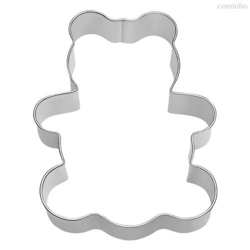Формочка для печенья Birkmann Медведь 8см, сталь - Birkmann