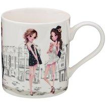 Кружка Fashion Princess 380 мл 4 шт. - Xianfeng Ceramic