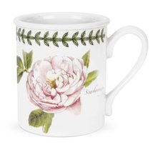 """Кружка Portmeirion """"Ботанический сад.Розы.Скаборо,розовая роза"""" 260мл - Portmeirion"""