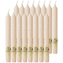 Набор Ароматических Стеариновых Свечей Из 16 Шт. Cotton Высота 20 см - Adpal