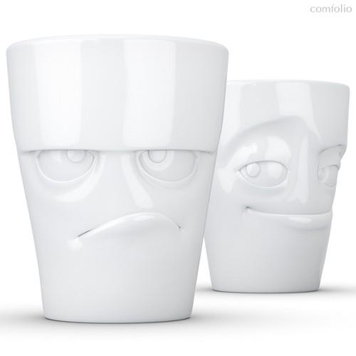Набор из 2 кружек Tassen Grumpy & Impish 350 мл белый - Fiftyeight Products