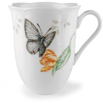 "Кружка Lenox ""Бабочки на лугу"" 350мл - Lenox"