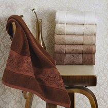 Полотенце бамбуковое Karna Pandora-3, 50x90 - Bilge Tekstil