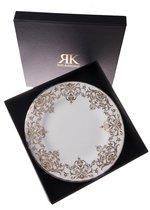 Набор тарелок 20 см (6 шт) Букингемский дворец - Roy Kirkham