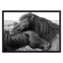 Лошади Исландии, 21x30 см - Dom Korleone