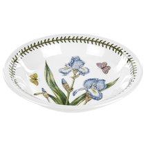 """Тарелка для пасты Portmeirion """"Ботанический сад. Ирис"""" 20см - Portmeirion"""