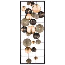Панно Настенное Коллекция Модный Акцент 28,6x74,3x3,8 см - FUZHOU SMART HOME DECORATION