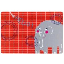 Коврик сервировочный детский Hello слон - Guzzini