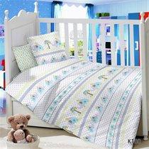 CДA-10-023/KT-88 Слоники КПБ Детский в кроватку Сатин АльВиТек - АльВиТек
