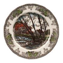 Тарелка 20 см Деревенька - Johnson Brothers