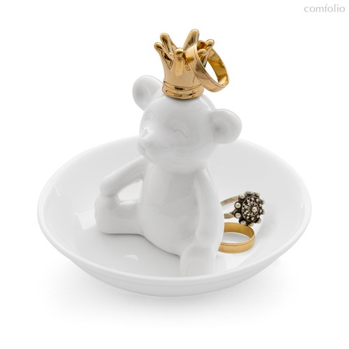 Подставка для украшений The King, цвет белый - Balvi