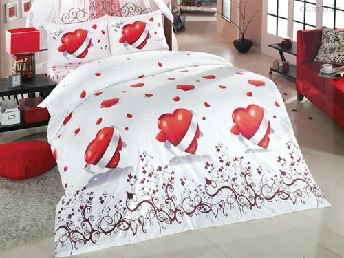 Постельное белье Ranforce Tiamo, размер 1.5-спальный - Altinbasak Tekstil