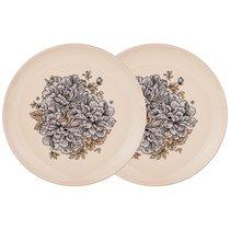 Набор Из 2 Тарелок Закусочных Lefard Royal Garden 20,5 см - Shanshui Porcelain