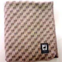Одеяло INCALPACA (46% шерсть альпака, 33% шерсть мериноса,15% хлопок) OA-5, цвет темно-сиреневый, 195x215 см - Incalpaca TPX