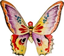 Панно Настенное Бабочка 26*28 см (Кор 1 шт. ) - Annaluma