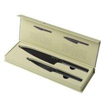 2пр набор ножей универсальный, цвет черный - BergHOFF