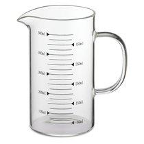 Мерный стакан Weis 500мл, стеклянный, п/к