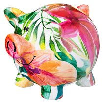 Копилка Свинка 10x8x8 см - Polite Crafts&Gifts