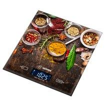 Весы Кухонные Специи Hottek Ht-962-022 18X20 см МаксВес 7 Кг - Keyon