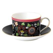 Чашка чайная с блюдцем Wedgwood Вандерласт 150мл