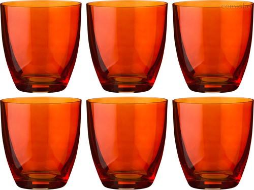 Набор стаканов из 6 шт. KATE 300 млВЫСОТА=9 СМ. (КОР=8Набор.) - Crystalex