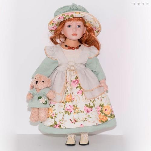 Кукла фарфоровая 56 см Скарлетт - Top Art Studio