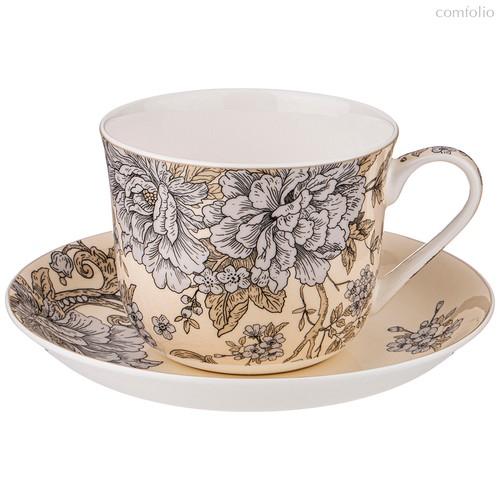 Чайная Пара Lefard Royal Garden 2 Пр. 500 мл - Shanshui Porcelain