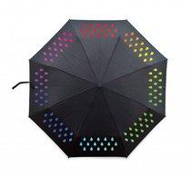 Зонт меняющий цвет - Suck UK