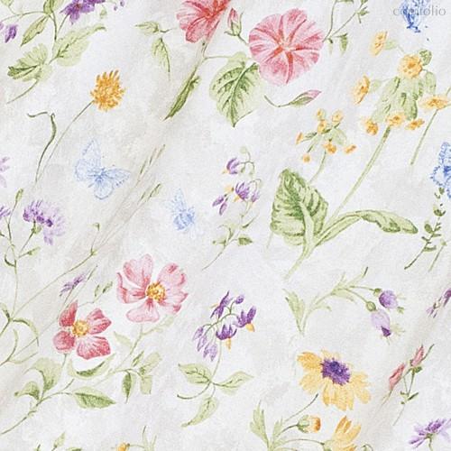 Ткань лонета Фиорелла ширина 280 см/ 1882, цвет светло-серый - Altali