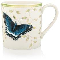 """Кружка Lenox """"Бабочки на лугу.Тёмно-синяя"""" 300мл, п/к - Lenox"""