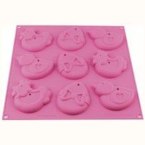 Форма для приготовления печенья My Easter Cookies силиконовая - Silikomart