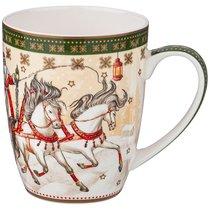 Кружка Lefard Тройка 400 мл - Shanshui Porcelain