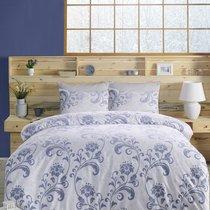 Постельное белье Ranforce Lucian, цвет голубой, 2-спальный - Altinbasak Tekstil