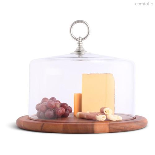 Доска для сыра Vagabond House Медичи 33см, дерево - Vagabond House