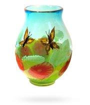 Ваза Порхающие цветы 35 см - Art Atelier
