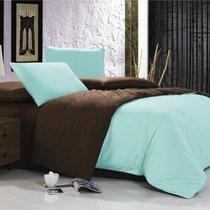 Бирюза - комплект постельного белья, цвет голубой, 2-спальный - Valtery