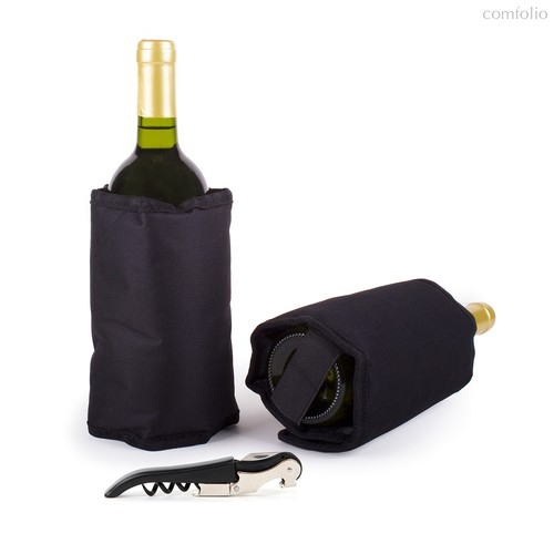Набор для вина Basic, цвет черный - Koala