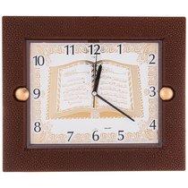 Часы Настенные Кварцевые 29,5x34,5 см Размер Циферблата 19,9x24,9 см - Aypas