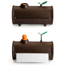 Держатель для бумажных полотенец Log&Roll - Qualy