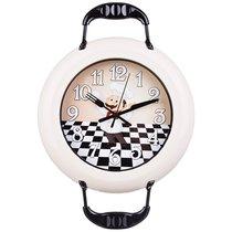 Часы Настенные Кварцевые Chef Kitchen 37x26 см Диаметр Циферблата 18 См - Arts & Crafts
