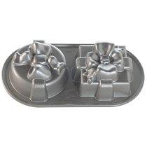 Форма для выпечки Подарки, объем 1,1 л (литой алюминий) - Nordic Ware