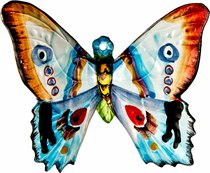 Панно Настенное Бабочка 14*15 см (Кор=1 шт. ) - Annaluma