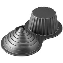 Форма для выпечки большого кекса с крышкой Wilton 34x27см - Wilton
