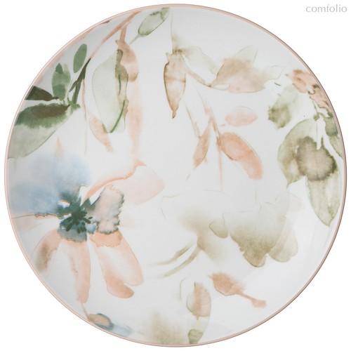 Тарелка Закусочная Bronco Aquarelle 20,5 см - Songfa ceramics