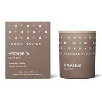 Свеча ароматическая HYGGE с крышкой, 65 г (новая) - Skandinavisk