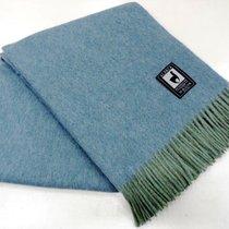 Плед INCALPACA (55% шерсть альпака, 45% шерсть мериноса) PP-53, цвет синий, 150 x 200 - Incalpaca TPX