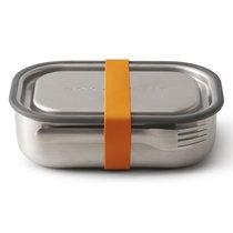 Ланч-бокс стальной оранжевый - Black+Blum
